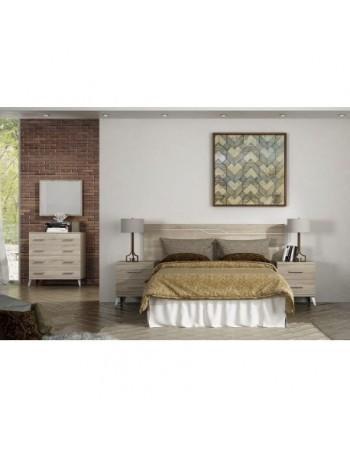 Dormitorio Iris con patas